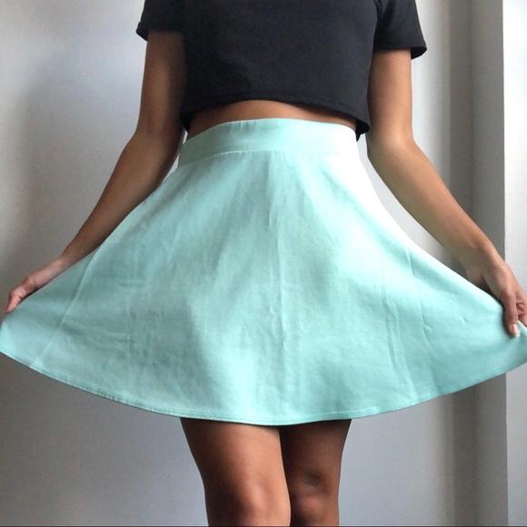 Charlotte Russe Dresses & Skirts - ⭐️Charlotte Russe Skater Skirt